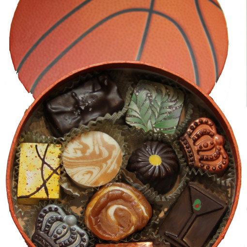 Basketball Box 10 Piece Assortment 1