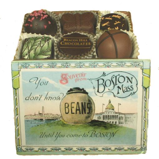 beans about Boston