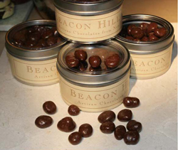 Chocolate Covered Espresso Beans 1