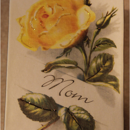 Mom Yellow Rose 1