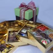 36 Piece Chocolate Cube
