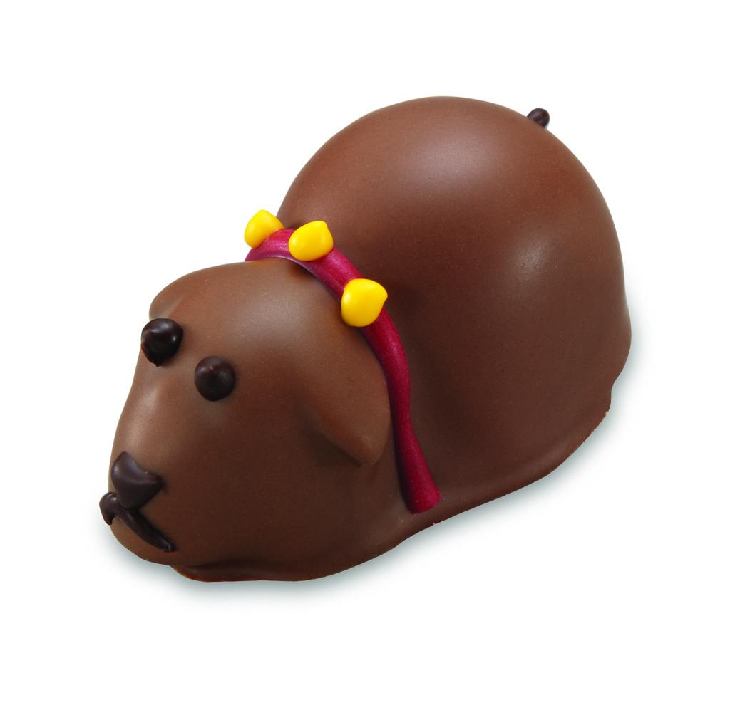 Chocolate Lab Truffle 1