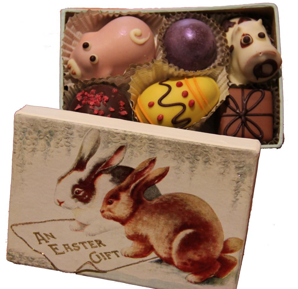 Bunny Gift 1