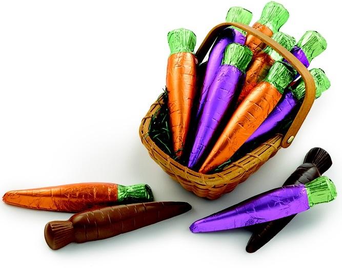 Chocolate Carrot 1