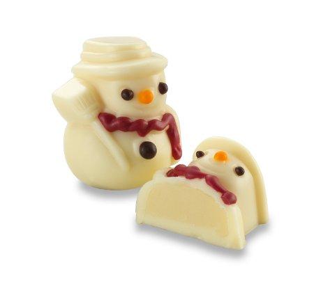 Gingerbread Snowman 1