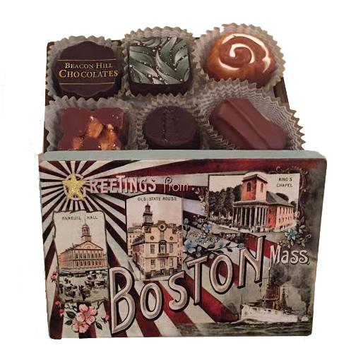 greetings from boston