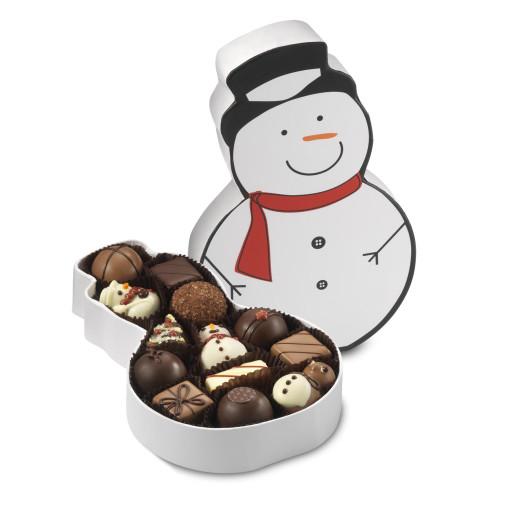 13 Piece Snowman Keepsake Box 1
