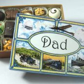 Father's Day Keepsake Boxes